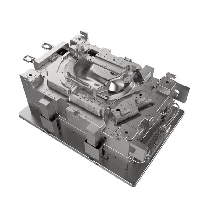 China Professional Automotive Plastic Injection Mould
