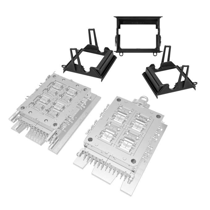Home Appliance ABS PP Plastic Injection Mould