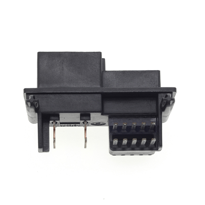 OEM Industrial Plastic Injection Insert and Over Moulding