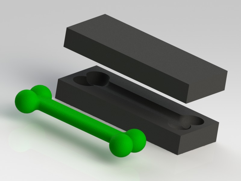 Importance of Distance  Parameter in Plastic Molding Design