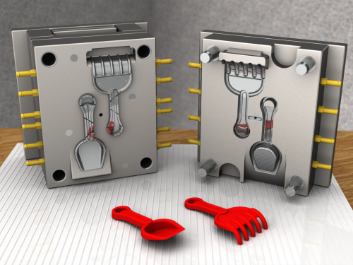 How to develop product oem with plastic injection molding manufacturers?