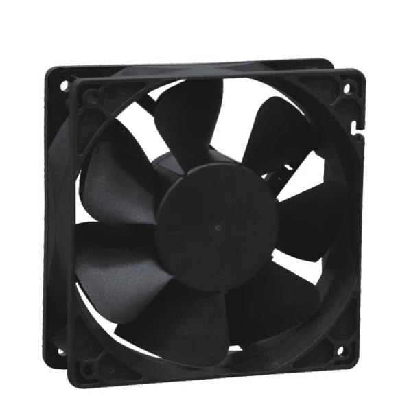 Ace Fan 120*120*38mm Cooling Fan Plastic Radial Air Flow Ventilation Fan Brushless DC Axial Exhaust Fan for Refrigerator