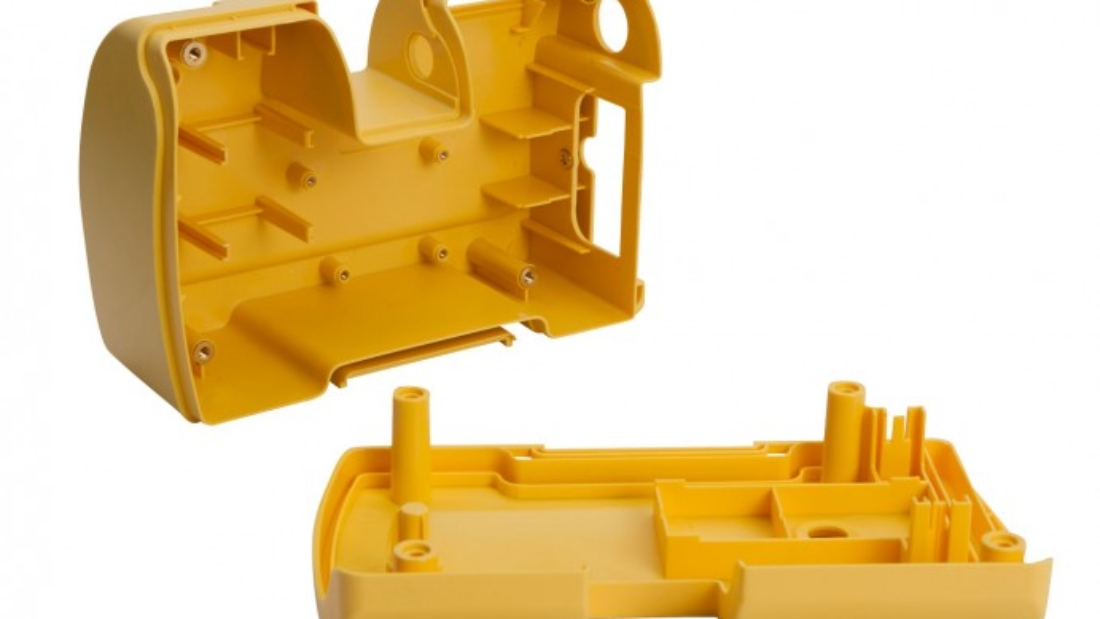 What type of plastic part design we use in mold making?